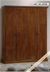 JET-NN LOTUS 4 DOOR WARDROBE
